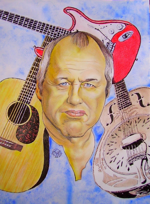 Mark Knopfler by PhilLP